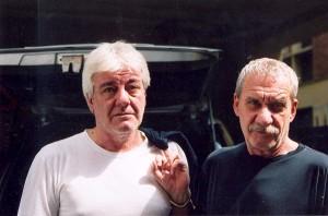 Renzo Fantini e Paolo Conte