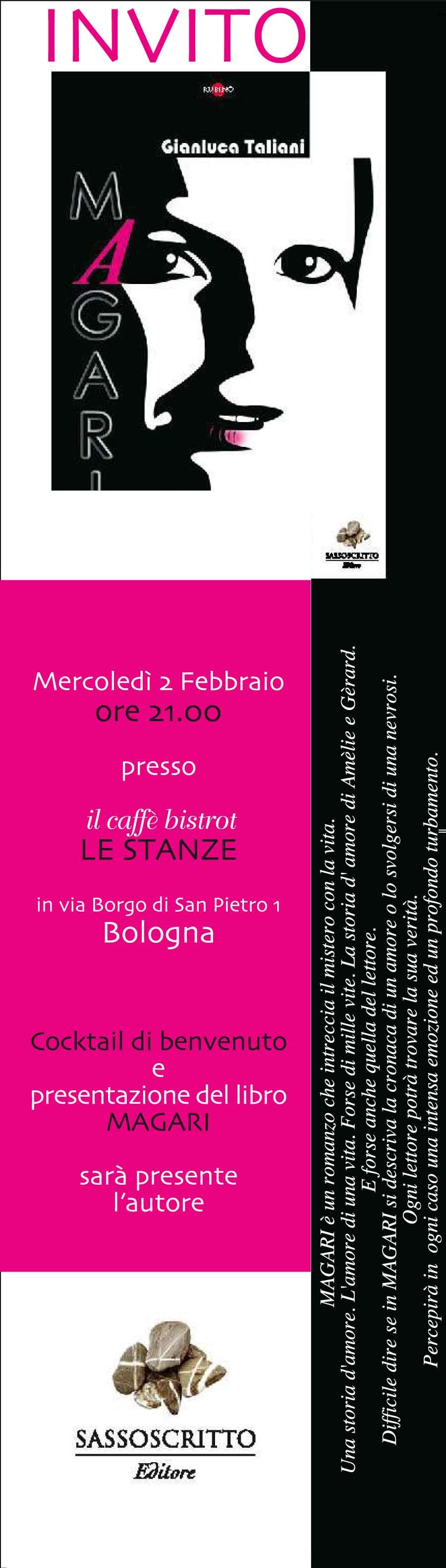 Gennaio 2011 mistic media blog for Le stanze di sara bologna