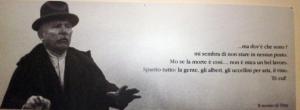 il nonno di Titta, le parole sono di Tonino Guerra