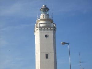 Faro a Rimini
