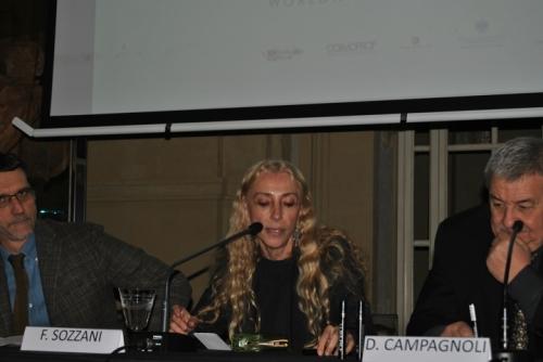 Franca Sozzani Lady Fashion