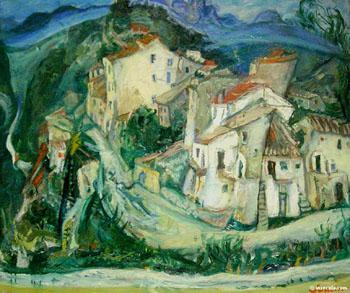 Cagnes 1924