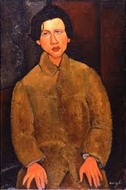 Modigliani per Chaim Soutaine