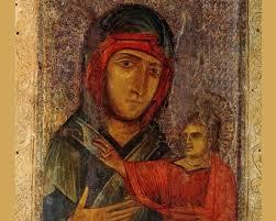 Vergine di San Luca