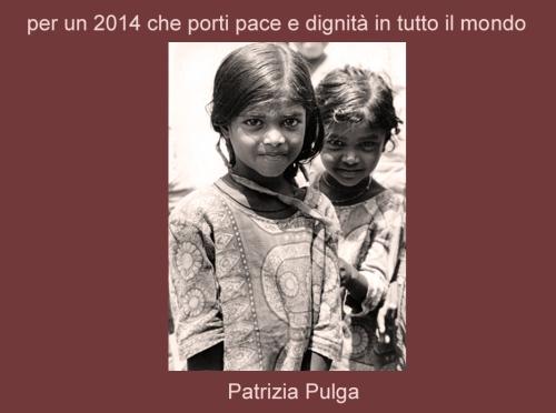 auguri 2014 di Patrizia Pulga
