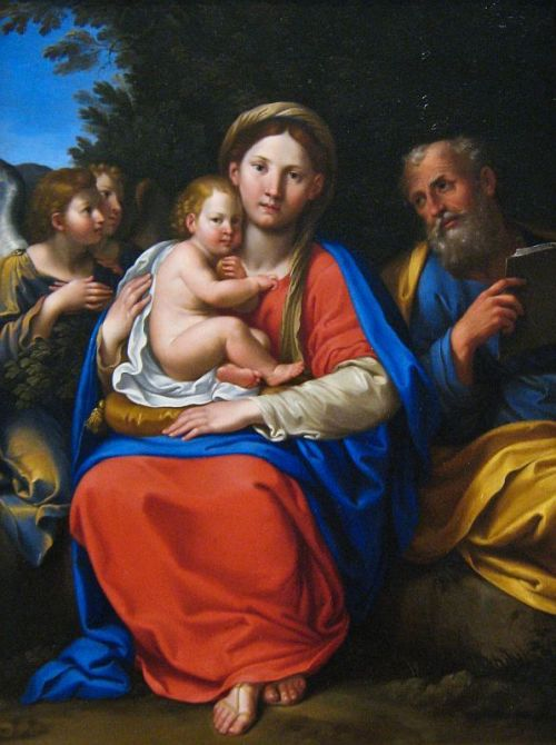 francesco-albani-family