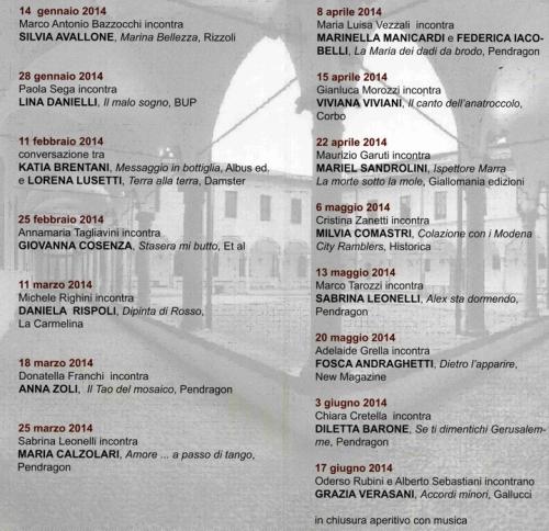 donne che scrivono a Bologna 019
