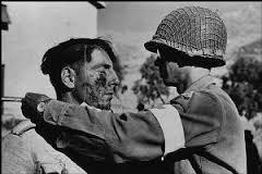 soldato tedesco prigioniero