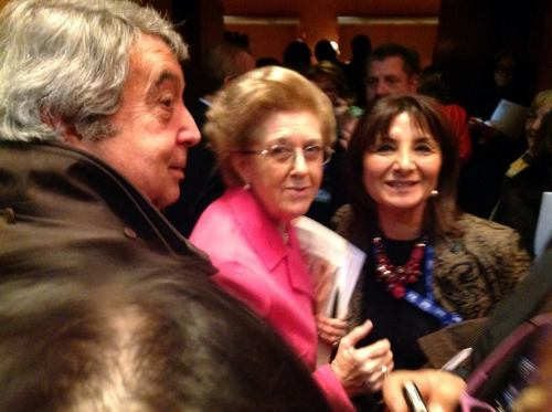 Annamaria Tarantola e Fulvia Sisti