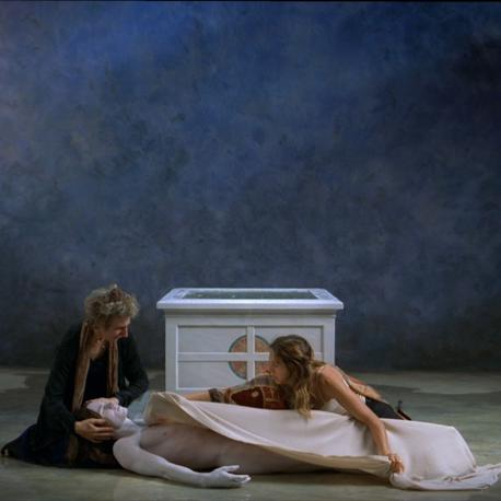 Bill Viola sequenza