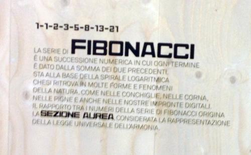 La teoria di Fibonacci
