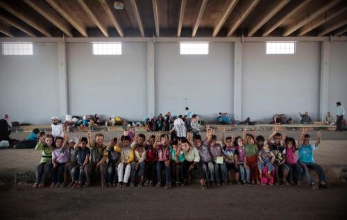 APTOPIX Mideast Syria Refugees