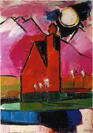 la chiesa rossa