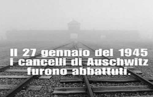 27 gennaio ad Auschwitz