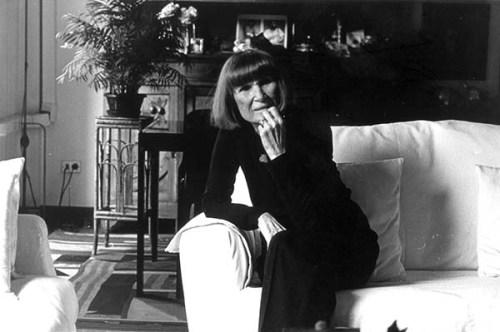 CARLA CERATI, scrittrice, fotografa. Nella sua casa nel 2004. © CARLA CERATI