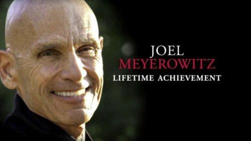 Joel Meyerowitz portrait