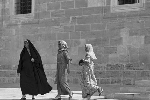 ISTANBUL - MOSCHEA FATIH