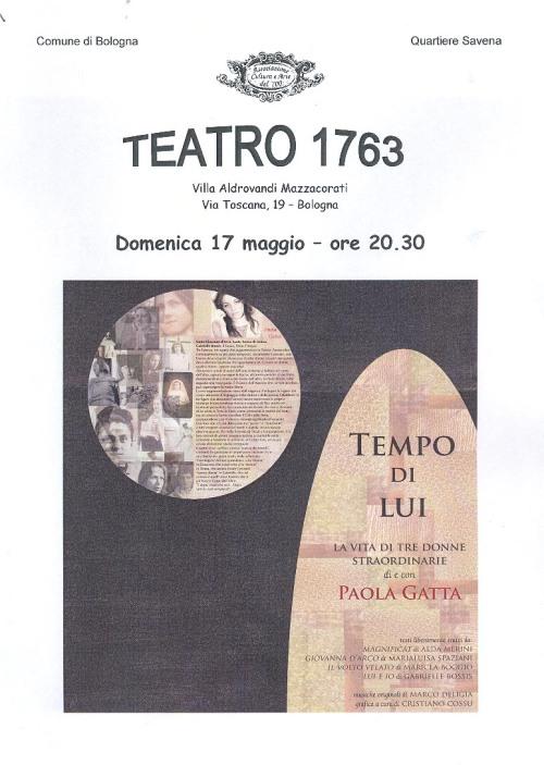 TEATRO 1763