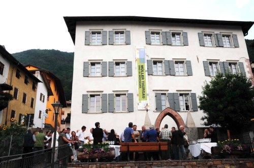 Muller Thurgau - Inaugurazione XXVIII Rassegna di Cembra