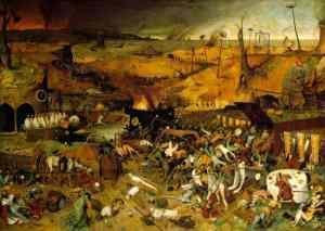 il trionfo della peste