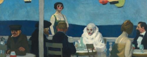 Hopper copertina