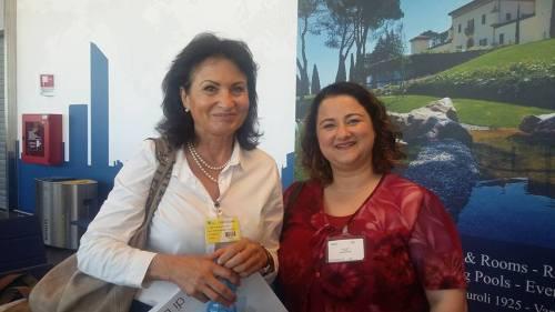 Sonia Balacchi e Roberta Ricci