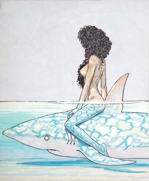 11-andrea-pazienza-betta-sullo-squalo-1981